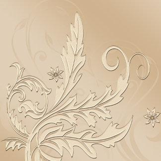 Damask Ivory  9