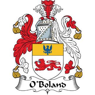 O'Boland Coat of Arms
