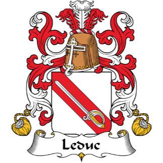 Leduc Family Crest