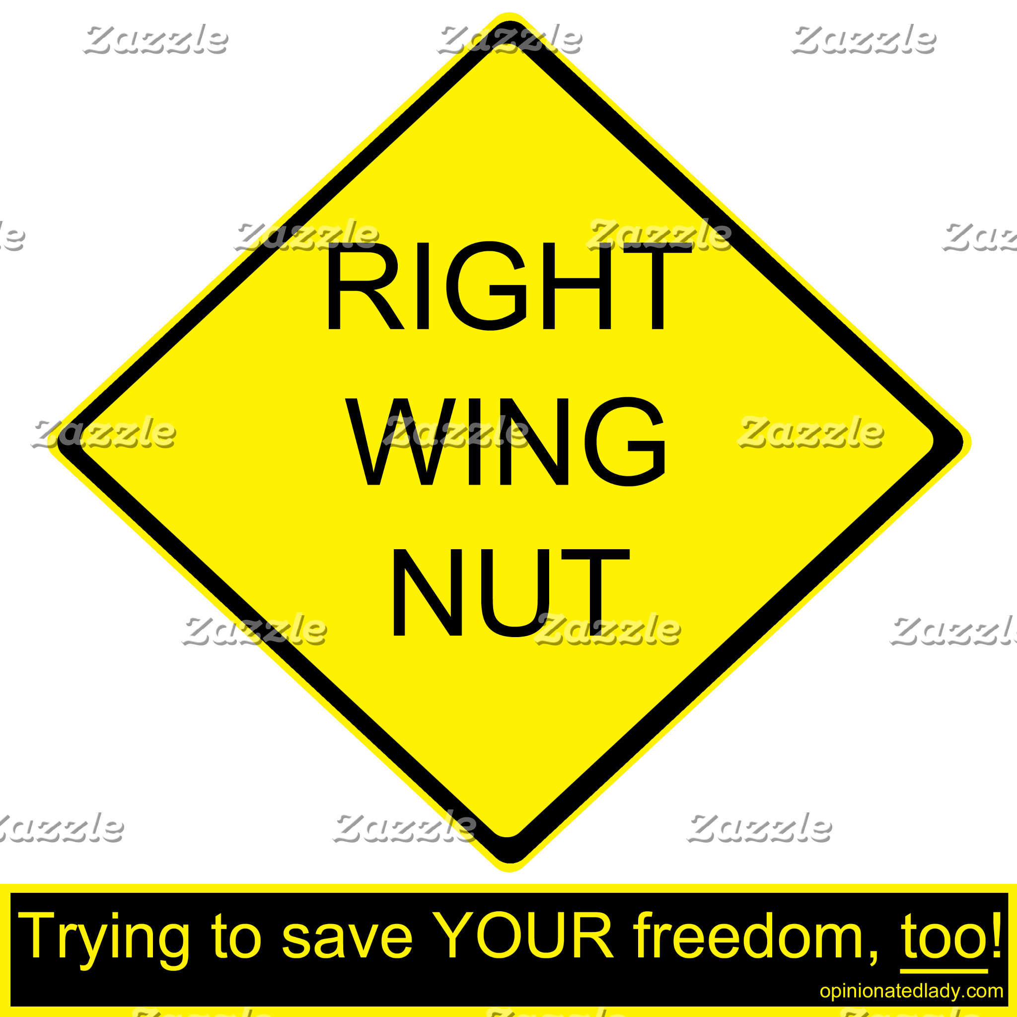 Right Wing Nut