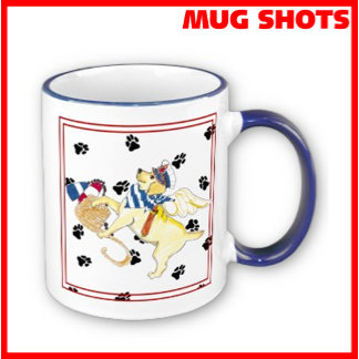 Mug Shots!