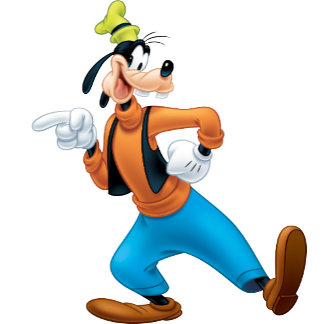 Goofy | Hand on Hip