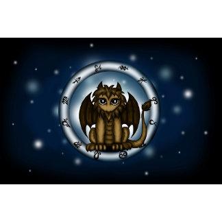 Dragon Leo Zodiac