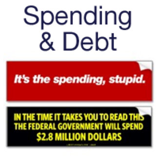 Spending and Debt