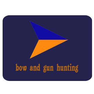 bow and gun hunting