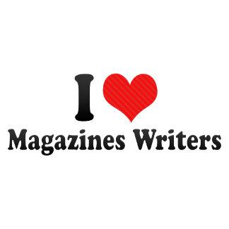 I Love Magazines Writers