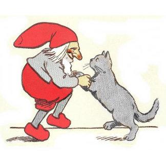 Tomte Gnomes 19th Century