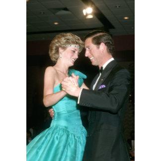 TRH The Prince & Princess of Wales