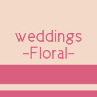 Weddings - Floral