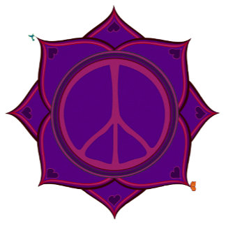 The Peace Flower