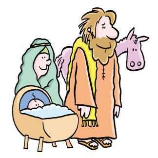 Nativity Scene Cartoons