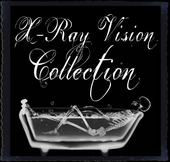 X-Ray Vision Skeleton Collection