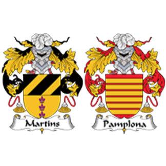 Martins - Pamplona