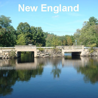 PEACEFUL NEW ENGLAND