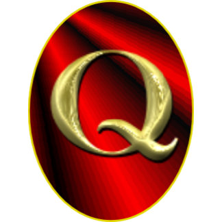 Letter Q Monograms