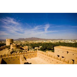 Oman, Nakhl, fortress