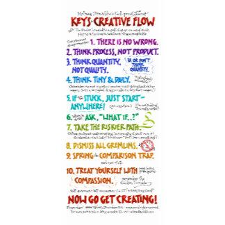 Creative Inspiration Calligraphy