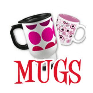::Customized & Personalized MUGS::