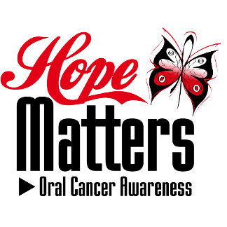 HOPE MATTERS Oral Cancer Gifts
