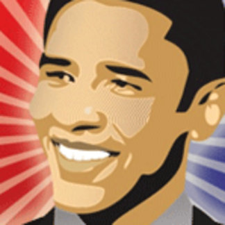 Barack Obama Bold