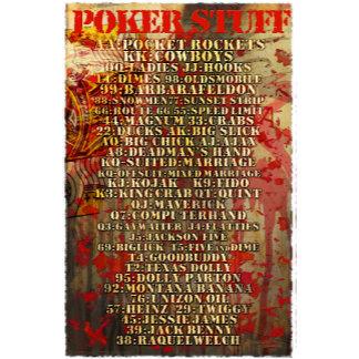 Slang Terms for Poker Hands