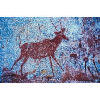 Drakensberg Cave Painting