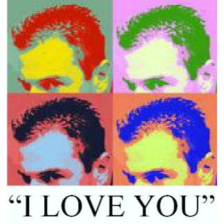 "I LOVE ""___"" TEES"