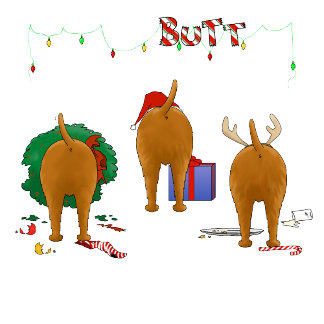 Nothin' Butt An Irish Terrier Christmas