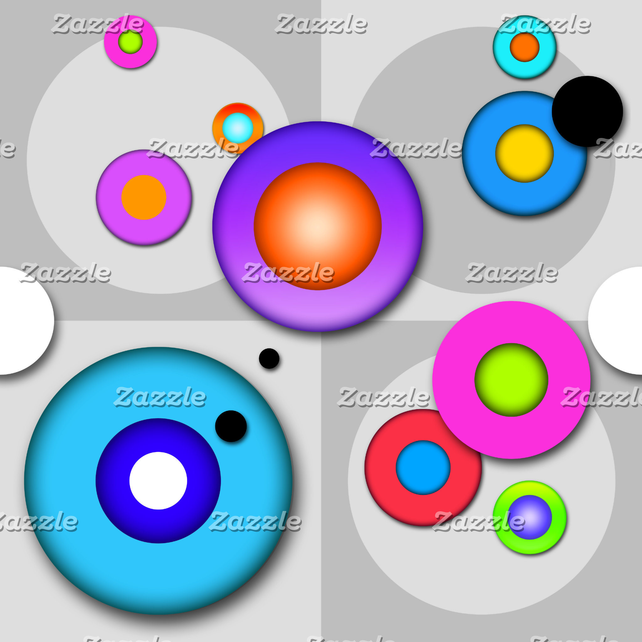 ar. CIRCLES POP ART
