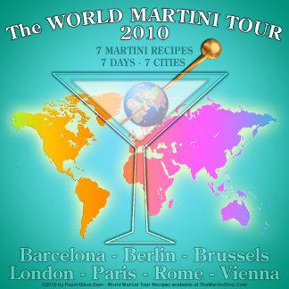 zj. WORLD MARTINI TOUR