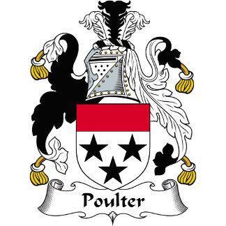 Poulter Family Crest