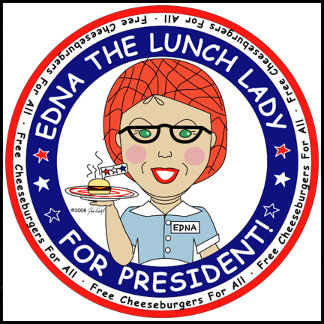 Edna the Lunch Lady