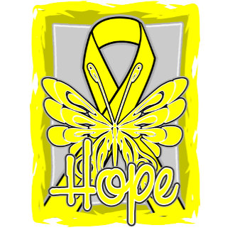 Suicide Prevention Awareness Hope Butterfly
