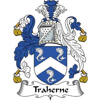 Traherne Family Crest