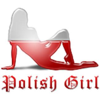 Polish Girl Flags