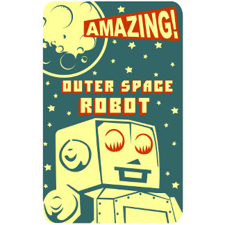 Amazing Outer Space Robot