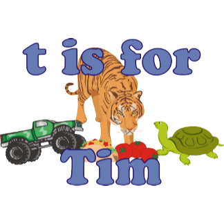 T is for Tim