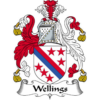 Wellings Family Crest