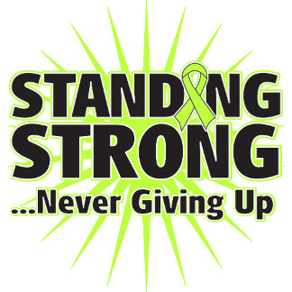 Lymphoma Standing Strong