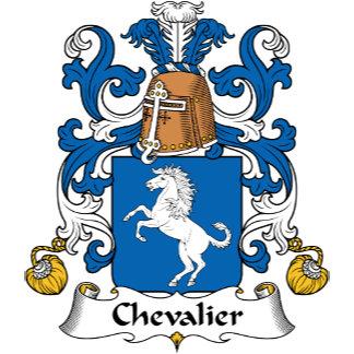 Chevalier Family Crest