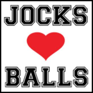 Jocks Love Balls