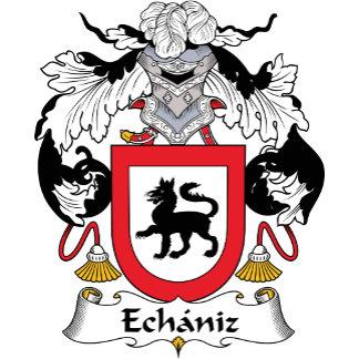 Echaniz Family Crest