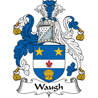 Waugh Family Crest