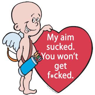 Cupid's Aim Sucks