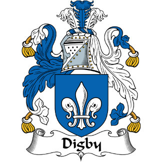 Digby Coat of Arms