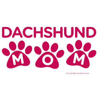 Dachshund Mom (paws)