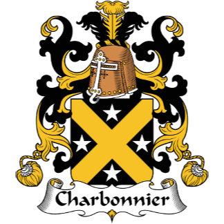 Charbonnier Family Crest