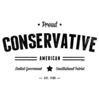 Proud Conservative American