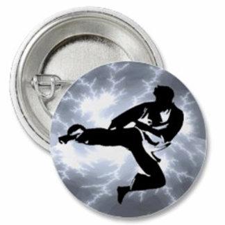 Martial Arts Trading Pins