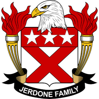 Jerdone Coat of Arms